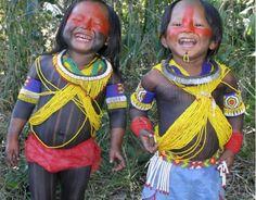 Os índios Guarani do estado de São Paulo
