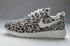Nike roshe #cheetah #print #womens #fashion