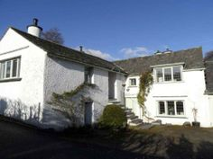 Sawmill Cottage self catering in Hawkshead Village, Lake District