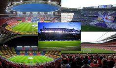 Sólo un estadio de fútbol de Europa logra una ocupación del 100%. ¿Cuál es?