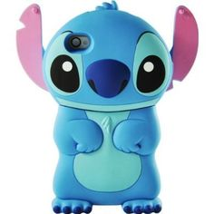 Blue Lilo and Stitch 3D Movable Ear Flip Hard Case Cover For Apple iPhone 4S / 4 (AT, Verizon, Sprint) $5.98