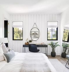 Make your guests feel welcome with an elegant guest room that's comfy and cozy. Since your guest room probably doesn't get a lot of traffic on a usual basis, you can try out a variety of trends and design styles. We've got lots of ideas for you to check out here.