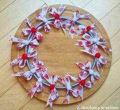 #wianek #DIY #rękodzieło #bożonarodzenie #dekoracja #zakochanawsztuce