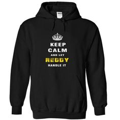 REDDY Handle it - #gift for mom #fathers gift. WANT THIS => https://www.sunfrog.com/LifeStyle/REDDY-Handle-it-rguco-Black-Hoodie.html?68278