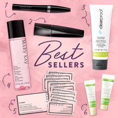 your Mary Kay Independent Beauty Consultant about our best sellers. Be the best gift giver ever!Ask your Mary Kay Independent Beauty Consultant about our best sellers. Be the best gift giver ever! Mary Kay Party, Mary Kay Cosmetics, Perfectly Posh, Maquillage Mary Kay, Lash Intensity, Imagenes Mary Kay, Eyeliner, Brows, Facebook Party