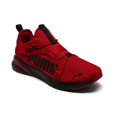 Men's Puma Sneakers Softride Rift Running Shoes. Lightweight, comfortable and ready for action, the Puma men's Softride Rift running sneakers are your new go-to sneaker for everyday running, training and beyond. Slip into these sneaks when you want a sleek and sporty look that brings the comfort. Pair these sneakers with your favorite activewear and accessories for a style that is simple and trendy. Perfect for fitness training, exercise, athletics, casual wear, or any activity. These shoes… Puma Sneakers, Running Sneakers, Casual Sneakers, Running Shoes, Sock Shoes, Men's Shoes, Shoe Boots, Shoes Men, Athletic Gear