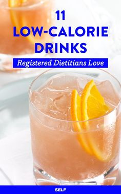 11 registered dietitians share their favorite low-calorie healthy cocktails.