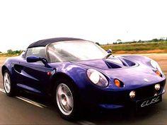 Lotus Elise...my dream car.