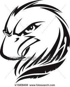 EPS Vectors of Eagle head tattoo, vintage engraving - Eagle head . - EPS Vectors of Eagle head tattoo, vintage engraving – Eagle head … You are in the right place ab - Eagle Head Tattoo, Head Tattoos, Tribal Tattoos, Engraving Illustration, Medical Illustration, Arte Tribal, Tribal Art, Native Art, Native American Art