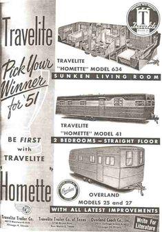 1951 Travelite 8x27