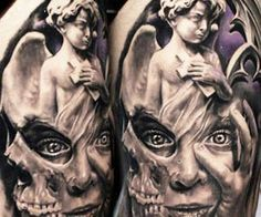 Proki Tattoo, Tattoo artist from Athens Greece | World Tattoo Gallery | World Tattoo Gallery
