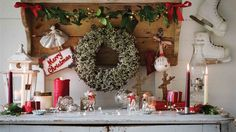 The Country Living Christmas Fair 2019 at Business Design Centre Christmas Is Coming, All Things Christmas, Christmas Time, Christmas Wreaths, Christmas Decorations, Merry Christmas, Christmas Ideas, Country Living Christmas Fair, Country Living Fair