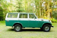 Learn more about Non-Running Project 1975 Toyota Land Cruiser on Bring a Trailer, the home of the best vintage and classic cars online. Fj Cruiser, Toyota Land Cruiser, Toyota 4x4, Toyota Trucks, Car Camper, Alfa Romeo Cars, Bmw Series, Japanese Cars, Classic Cars Online