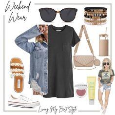 Weekend Wear, Summer Wear, Chanel, How To Wear, Summer Clothes
