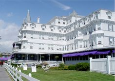 The Inn of Cape May. We did see this driving in car. Temperature was Best part Allison graduated from Coast Guard, January So very proud! Haunted Hotel, Haunted Places, Jersey Girl, New Jersey, Beach Vacation Spots, Great Places, Places To See, Cape May Point, Victorian Architecture