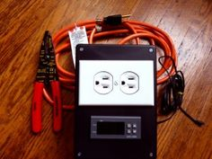 Keezer build – DIY temperature controller