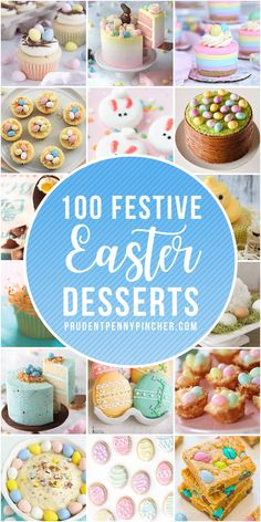 Add these festive and easy easter desserts to your easter menu. From creative easter cake recipes to fun easter cupcakes, there are plenty of dessert recipes that are perfect for a crowd to choose from. Easy Easter Desserts, Easter Dinner Recipes, Holiday Desserts, Holiday Recipes, Dessert Recipes, Cake Recipes, Holiday Ideas, Holiday Fun, Holiday Foods