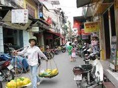 Bilderesultat for old town hanoi vietnam Pont Du Gard, Hanoi Vietnam, Old Town, Old City