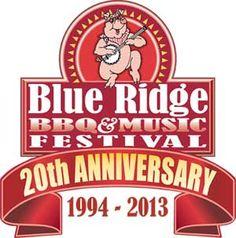 Blue Ridge Barbecue Festival | NC BBQ Festival | Tryon, N.C.  http://www.blueridgebbqfestival.com/