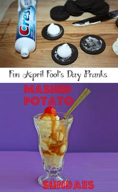 April Fool's Day pranks for the kids- these are great pranks and jokes to play on your kids for April Fools Day.  Also, great ideas for the kids to use