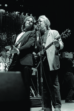 Bob Weir and Jerry Garcia of the Grateful Dead Grateful Dead Shows, Grateful Dead Image, Grateful Dead Music, Dead Pictures, Dead Images, John Perry Barlow, Phil Lesh And Friends, Jerry Garcia Band