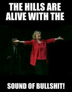 With bullshit Hillary has sung for dozens of years! ~ RADICAL Rational Americans Defending Individual Choice And Liberty