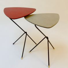 Fifties Side Tables