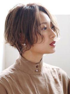 Pin on ショートアレンジ My Hair, Short Hair Styles, Hair Cuts, Hair Beauty, Hairstyle, Female, Inspiration, Fashion, Bob Styles