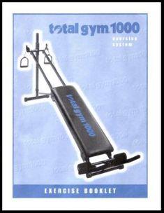 Gargantuan image in printable total gym exercise chart
