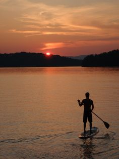 Stand-up Paddle Blue Ridge
