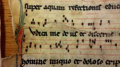 Priceless medieval music found during council clear out - England