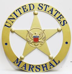 Law Enforcement Badges, Law Enforcement Officer, Us Marshals, Sheriff Badge, Muscle Power, Congratulations To You, Military Insignia, Sign Printing, 3 D