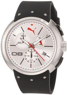PUMA Men's PU102671003 Hero Analog Watch - http://www.bestwatchdeals.co/best-sellers/puma-mens-pu102671003-hero-analog-watch/ #Analog, #Hero, #Mens, #PU102671003, #PUMA, #Watch
