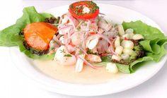 Ceviche de Pescado - ComidasPeruanas.net