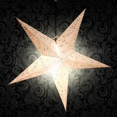 Indian Paper Star Lampshades - Light Shades - Lamps - Home Lighting