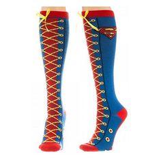 Calze donna Superman