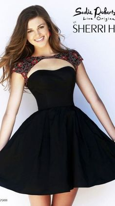 bc284f69debf Sadie Robertson Makes Major Announcement. Robertson teamed up with fashion  designer Sherri Hill to create