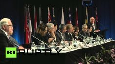 New Zealand: TPP trade deal signed by world leaders