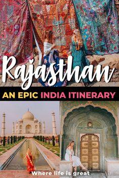 Jaisalmer, Udaipur, Jodhpur, Agra, India Travel Guide, Asia Travel, Travel In India, India Trip, Wanderlust Travel