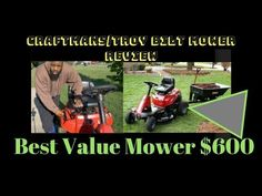 How to install the ground drive belt on a craftsman riding mower best value lawn mowersears craftsman 1000troy biltreview and why this fandeluxe Choice Image
