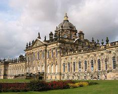 Castle Howard Yorkshire..   Brideshead revisited fame..