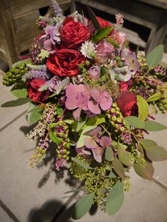 Indigo Blumenladen - Sträuße / Gestecke