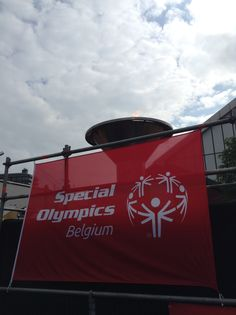 Volunteer at the Special Olympics Belgium