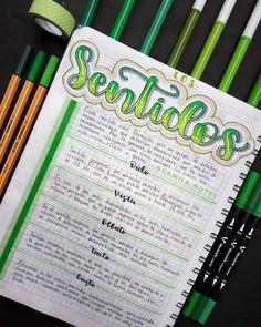 Bullet Journal School, Bullet Journal Banner, Bullet Journal Notes, Bullet Journal Ideas Pages, Pretty Notes, Cute Notes, College Notes, School Notes, School Organization Notes