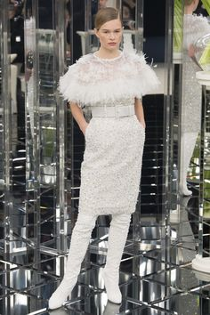 Runway Report: Chanel SS17 Couture