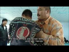 KUNG FU QUEST 2 - Mongolian wrestling ep 2 - YouTube