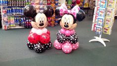 Theme party Mickey and Minnie mouse