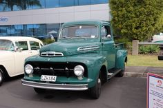 Custom Trucks, Classic Trucks, Ford Trucks, Vehicles, Cars, Old Pickup Trucks, Classic Pickup Trucks, Rolling Stock, Ford