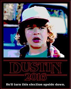 Who I'm voting for in this years presidential election