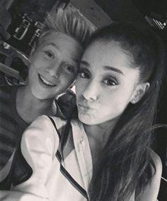 Discovered by Ariana Grande. Nickelodeon Game Shakers, Nickelodeon Shows, Thomas Kuc, Henry Danger Nickelodeon, Blonde Kids, Dan Schneider, Tmnt Girls, Isabela Moner, Cameron Boyce